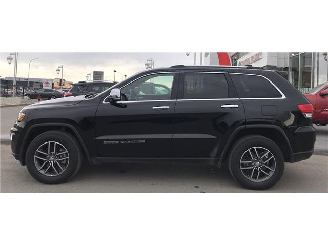 2018 Jeep Grand Cherokee Limited (Stk: 2781) in Cochrane - Image 8 of 20