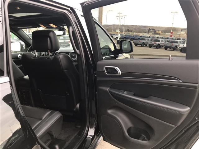 2018 Jeep Grand Cherokee Limited (Stk: 2781) in Cochrane - Image 12 of 20