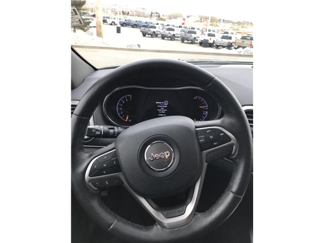 2018 Jeep Grand Cherokee Limited (Stk: 2781) in Cochrane - Image 15 of 20