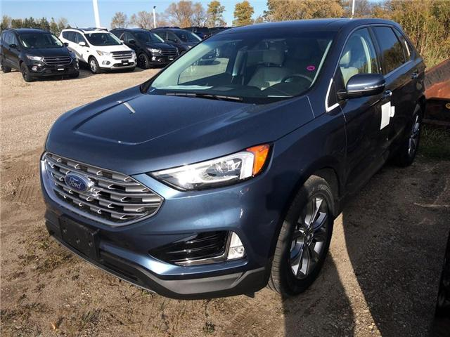 2019 Ford Edge Titanium (Stk: EG95634) in Brantford - Image 1 of 4