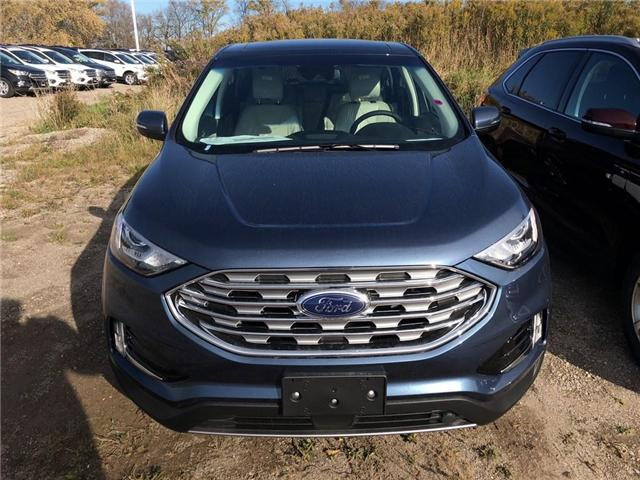 2019 Ford Edge Titanium (Stk: EG95634) in Brantford - Image 2 of 4