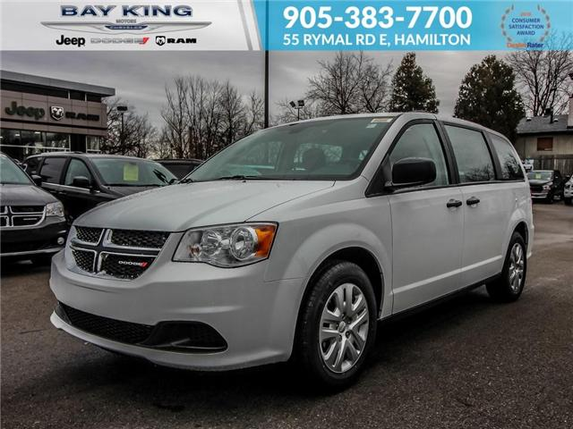 2019 Dodge Grand Caravan CVP/SXT (Stk: 193540) in Hamilton - Image 1 of 24