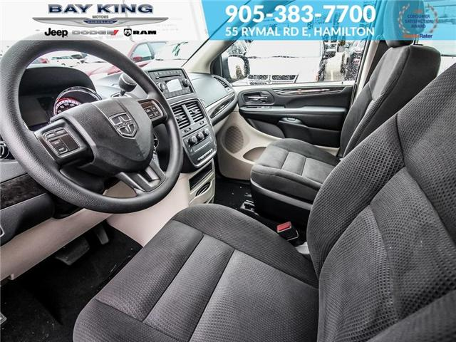 2019 Dodge Grand Caravan CVP/SXT (Stk: 193540) in Hamilton - Image 4 of 24