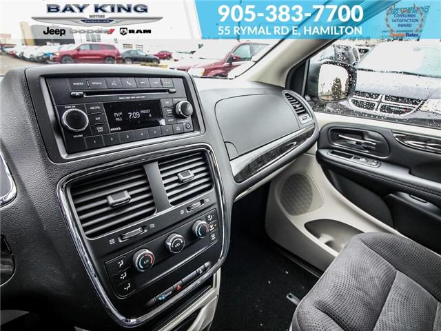 2019 Dodge Grand Caravan CVP/SXT (Stk: 193540) in Hamilton - Image 11 of 24