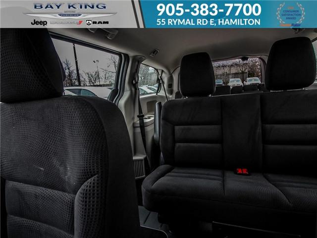 2019 Dodge Grand Caravan CVP/SXT (Stk: 193540) in Hamilton - Image 14 of 24