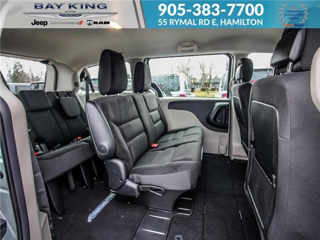 2019 Dodge Grand Caravan CVP/SXT (Stk: 193540) in Hamilton - Image 17 of 24