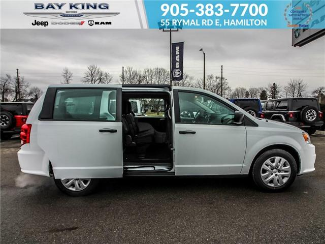 2019 Dodge Grand Caravan CVP/SXT (Stk: 193540) in Hamilton - Image 20 of 24