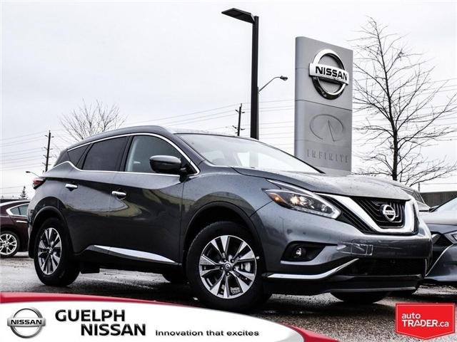 2018 Nissan Murano SL (Stk: N19459) in Guelph - Image 1 of 22