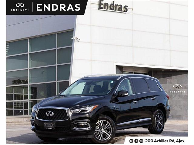 2019 Infiniti QX60 Pure (Stk: 60596) in Ajax - Image 1 of 26