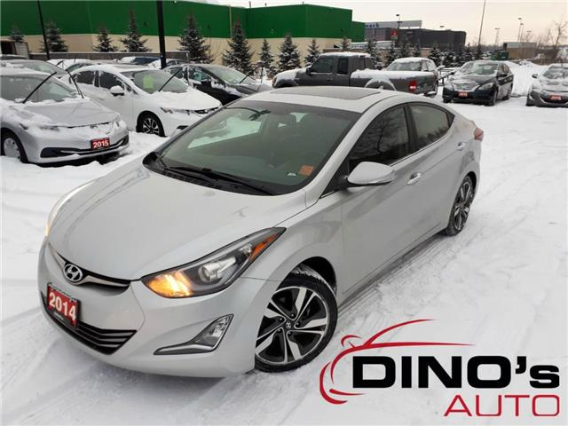 2014 Hyundai Elantra Limited (Stk: 158757) in Orleans - Image 1 of 22