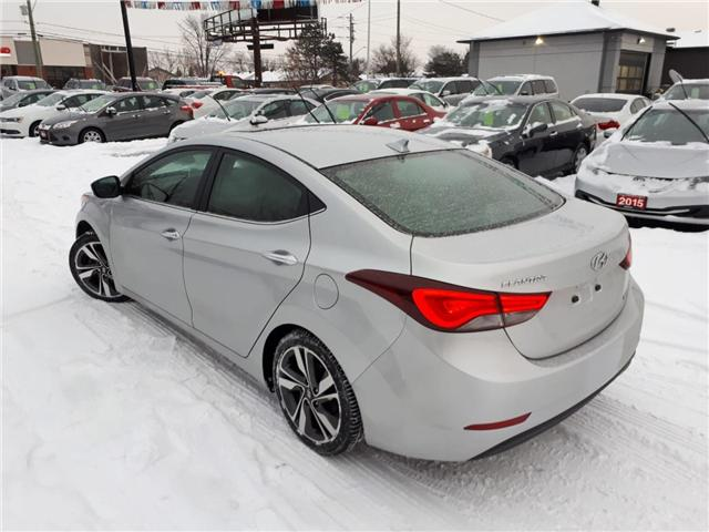 2014 Hyundai Elantra Limited (Stk: 158757) in Orleans - Image 2 of 22