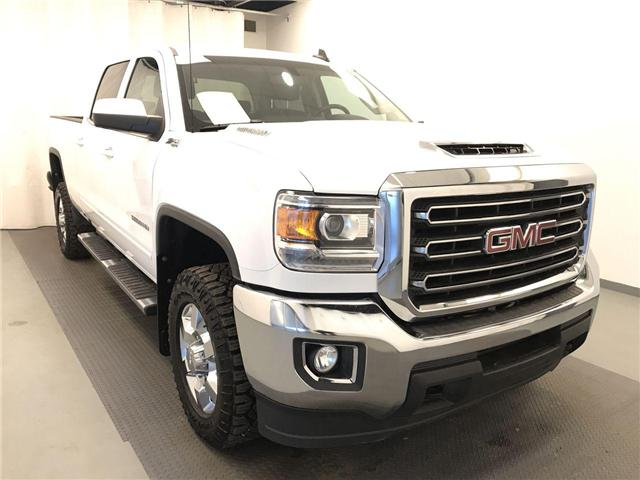 2018 GMC Sierra 2500HD SLE (Stk: 187221) in Lethbridge - Image 1 of 21