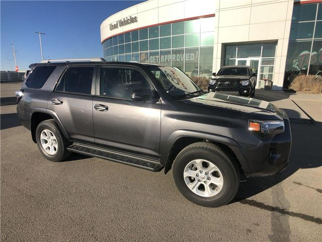 2016 Toyota 4Runner  (Stk: 2801332A) in Calgary - Image 1 of 17