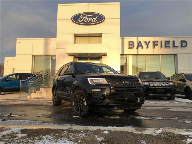 2019 Ford Explorer XLT (Stk: EX19074) in Barrie - Image 1 of 25