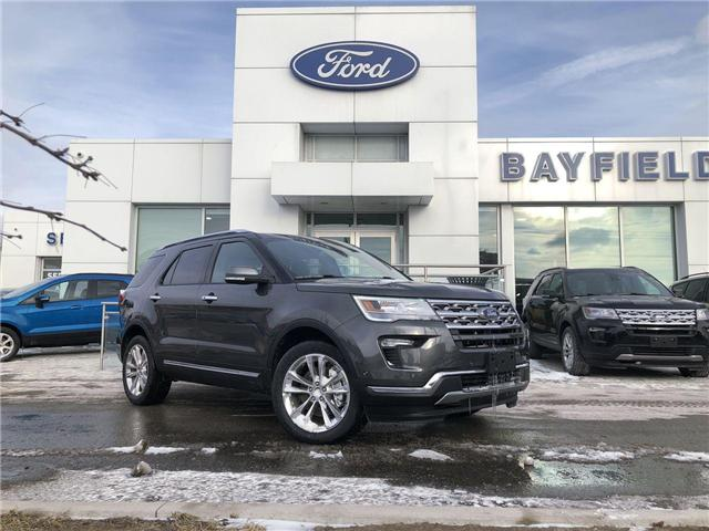 2019 Ford Explorer Limited (Stk: EX19062) in Barrie - Image 1 of 27
