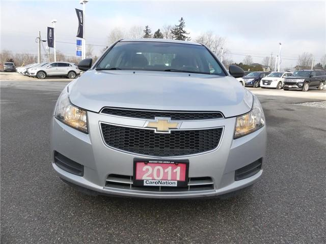 2011 Chevrolet Cruze LS | SUPER CLEAN | NO ACCIDENTS! (Stk: EC82958A) in Brantford - Image 2 of 26