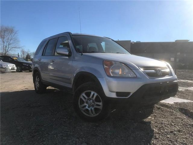 2002 Honda CR-V EX LEATHER| ROOF| AWD| GREAT SHAPE (Stk: SD19043C) in Georgetown - Image 2 of 24