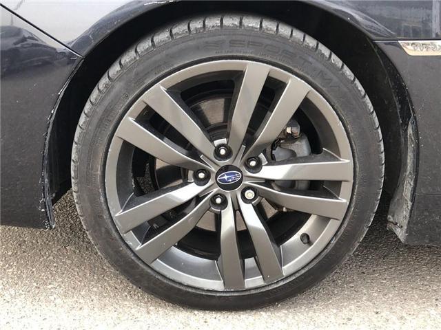 2017 Subaru WRX Sport-tech (Stk: JF1VA1) in Brampton - Image 10 of 26
