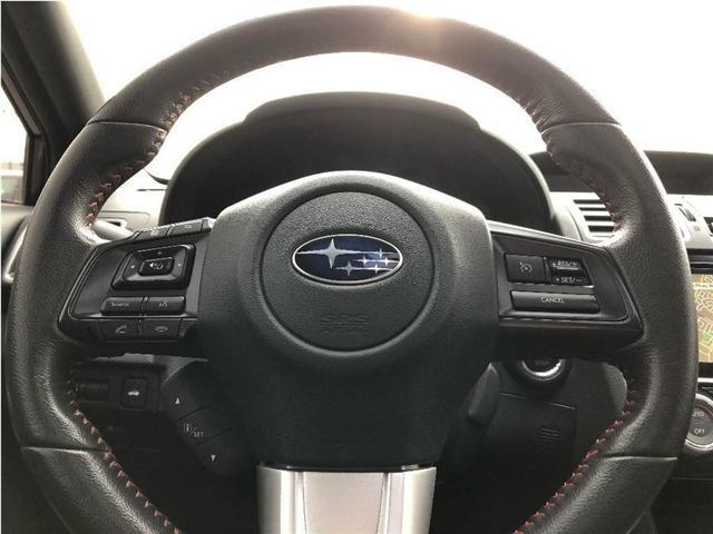 2017 Subaru WRX Sport-tech (Stk: JF1VA1) in Brampton - Image 14 of 26