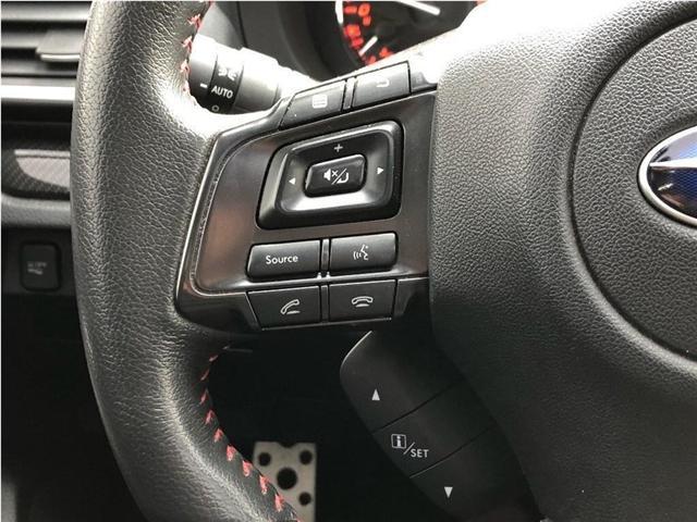 2017 Subaru WRX Sport-tech (Stk: JF1VA1) in Brampton - Image 15 of 26