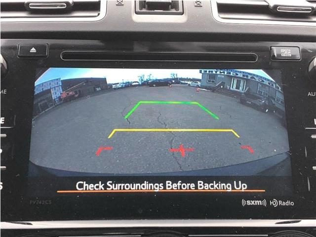 2017 Subaru WRX Sport-tech (Stk: JF1VA1) in Brampton - Image 18 of 26