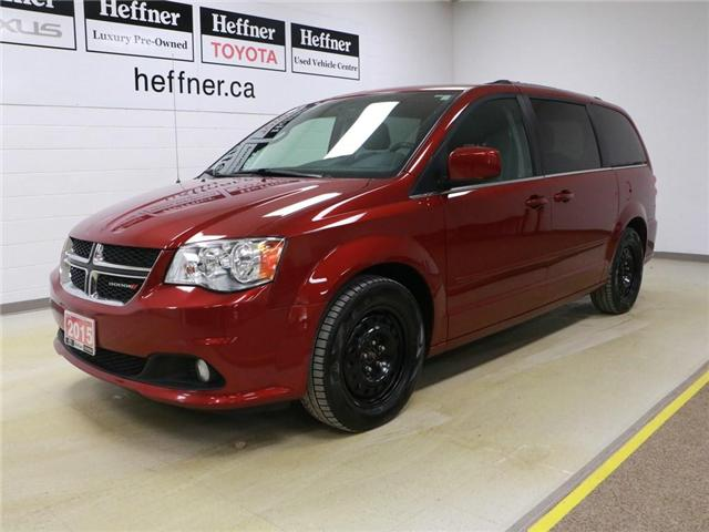2015 Dodge Grand Caravan SE/SXT (Stk: 186564) in Kitchener - Image 1 of 30