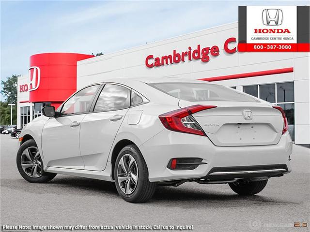 2019 Honda Civic LX (Stk: 19429) in Cambridge - Image 4 of 24