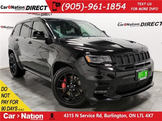 2018 Jeep Grand Cherokee SRT (Stk: J1227A) in Burlington - Image 1 of 30