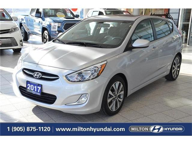 2017 Hyundai Accent GLS (Stk: 340860) in Milton - Image 1 of 37
