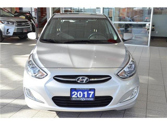 2017 Hyundai Accent GLS (Stk: 340860) in Milton - Image 2 of 37