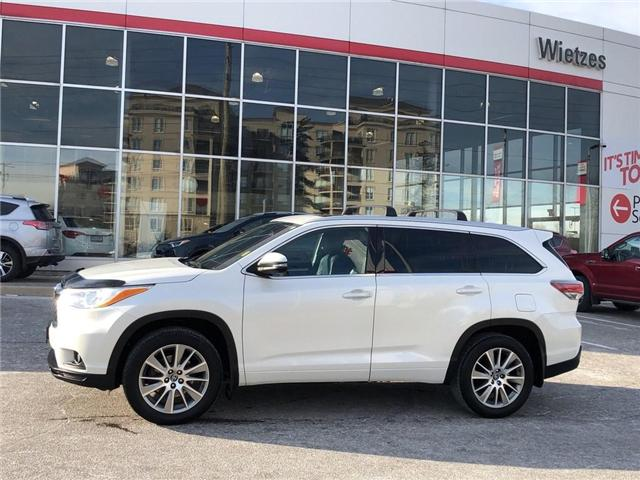 2016 Toyota Highlander XLE (Stk: U2268) in Vaughan - Image 2 of 21