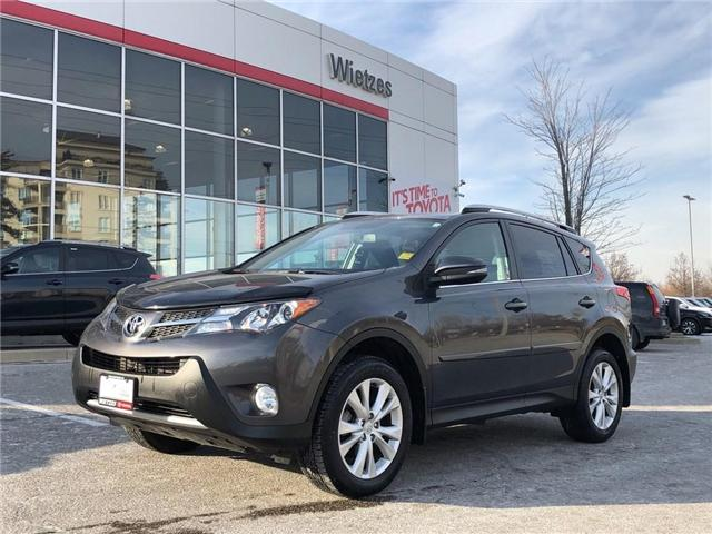 2015 Toyota RAV4 Limited (Stk: U2276) in Vaughan - Image 1 of 21