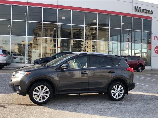 2015 Toyota RAV4 Limited (Stk: U2276) in Vaughan - Image 2 of 21