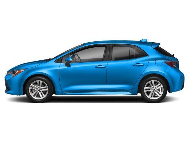 2019 Toyota Corolla Hatchback SE Upgrade Package (Stk: 033431) in Milton - Image 2 of 9