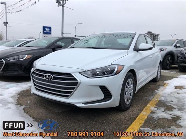 2018 Hyundai Elantra LE (Stk: EL83439) in Edmonton - Image 1 of 7