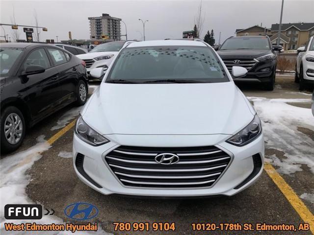 2018 Hyundai Elantra LE (Stk: EL83439) in Edmonton - Image 2 of 7