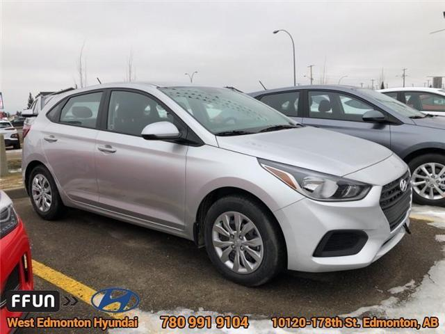 2019 Hyundai Accent  (Stk: AN96207) in Edmonton - Image 3 of 6
