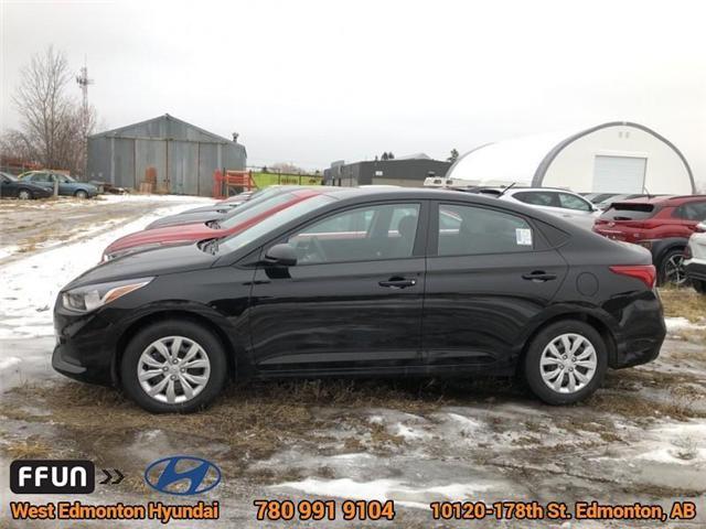 2019 Hyundai Accent  (Stk: AC95909) in Edmonton - Image 3 of 6