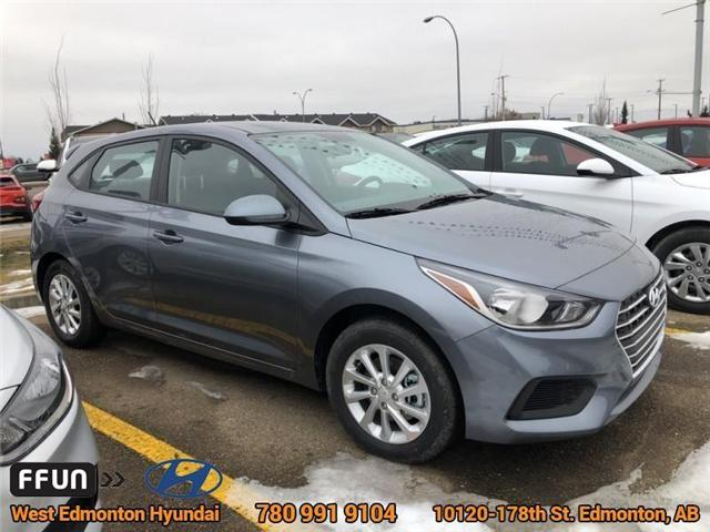 2019 Hyundai Accent Preferred (Stk: AN96495) in Edmonton - Image 3 of 6
