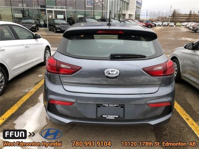 2019 Hyundai Accent Preferred (Stk: AN96495) in Edmonton - Image 5 of 6