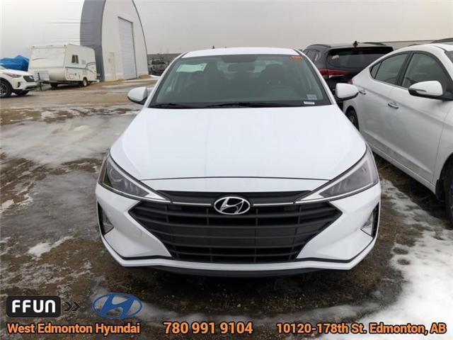 2019 Hyundai Elantra ESSENTIAL (Stk: EL95124) in Edmonton - Image 2 of 6