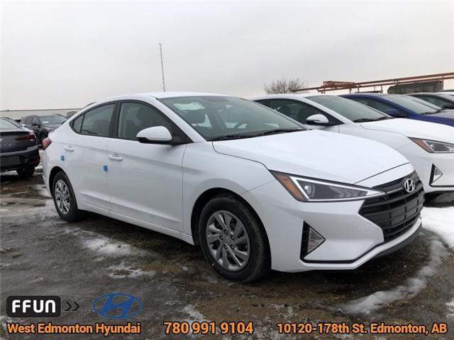 2019 Hyundai Elantra ESSENTIAL (Stk: EL95124) in Edmonton - Image 3 of 6