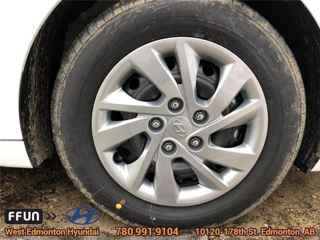 2019 Hyundai Elantra ESSENTIAL (Stk: EL95124) in Edmonton - Image 6 of 6