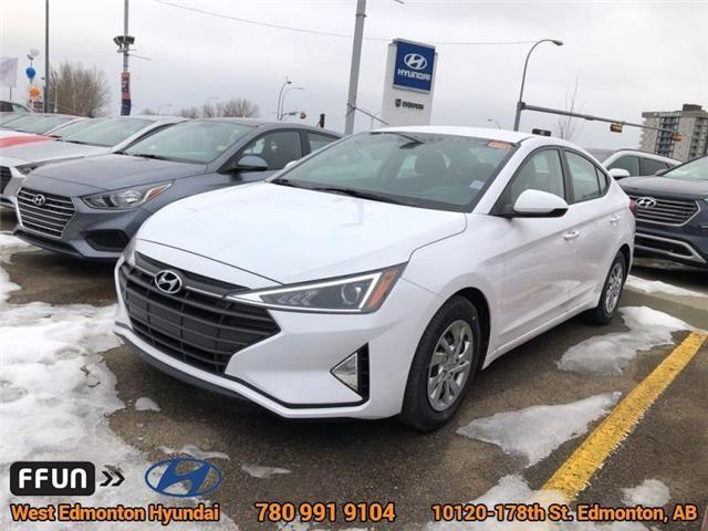 2019 Hyundai Elantra ESSENTIAL (Stk: EL95400) in Edmonton - Image 1 of 6