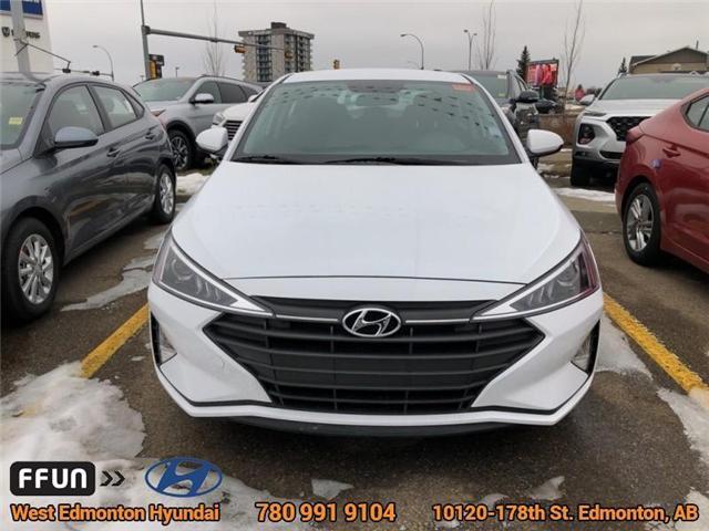 2019 Hyundai Elantra ESSENTIAL (Stk: EL95400) in Edmonton - Image 2 of 6