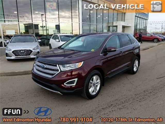 2017 Ford Edge SEL (Stk: P0851) in Edmonton - Image 2 of 21