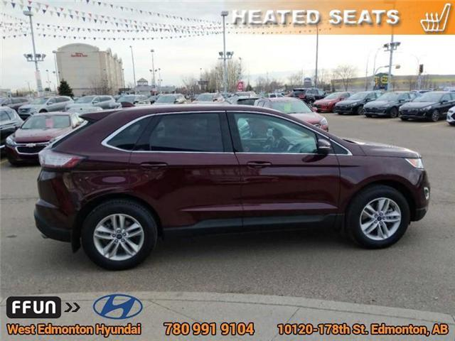 2017 Ford Edge SEL (Stk: P0851) in Edmonton - Image 5 of 21