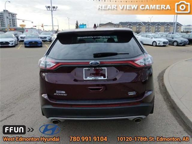 2017 Ford Edge SEL (Stk: P0851) in Edmonton - Image 7 of 21