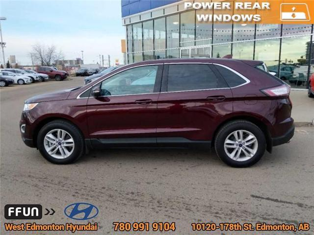 2017 Ford Edge SEL (Stk: P0851) in Edmonton - Image 9 of 21