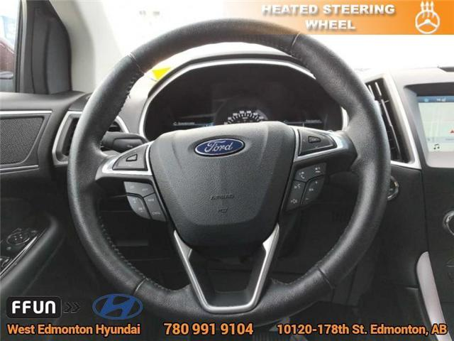 2017 Ford Edge SEL (Stk: P0851) in Edmonton - Image 12 of 21